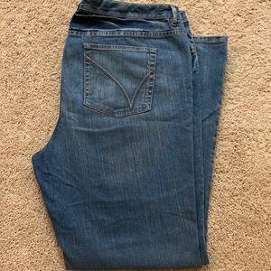 Venezia plus size jeans